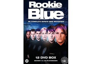 Rookie Blue - Seizoen 1-3 | DVD