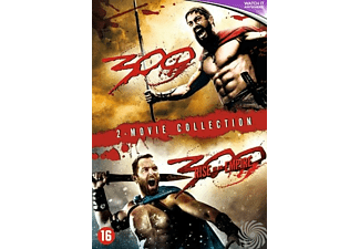 300/300 - Rise Of An Empire | DVD