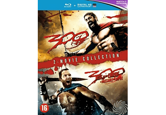 300/300 - Rise Of An Empire | Blu-ray