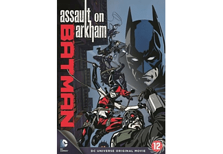 Batman - Assault On Arkham | DVD