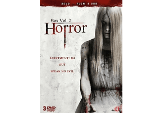 Box Vol Horror 2 | DVD