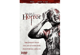 Box Vol Horror 3 | DVD