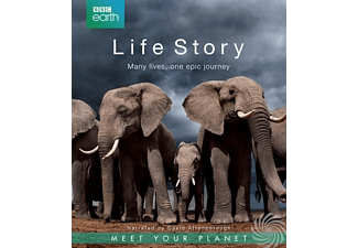 BBC Earth - Life Story | Blu-ray