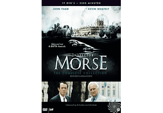 Inspector Morse - Complete Collection | DVD