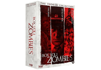 Box Vol Zombies 1 | DVD