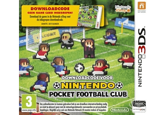 Pocket Football Club | 3DS