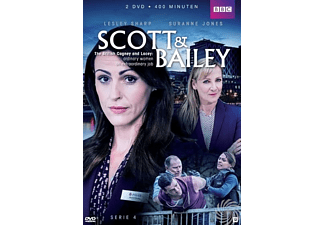 Scott & Bailey - Seizoen 4 | DVD