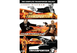 Transporter Trilogy | DVD