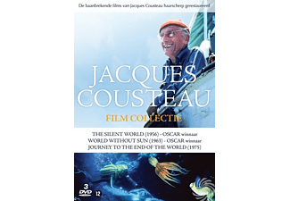 Jacques Cousteau Filmcollectie | DVD