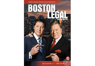 Boston Legal - Seizoen 5 | DVD
