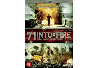 71 - Into The Fire | DVD