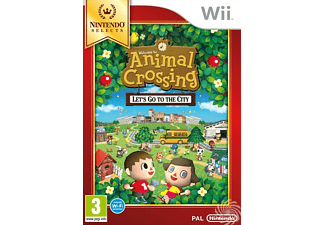 Animal Crossing: Let's Go The City | Wii