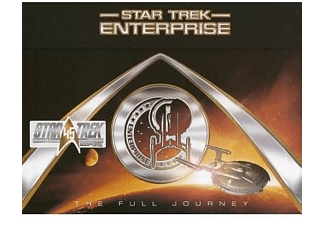 Star Trek Enterprise - Complete Serie | DVD