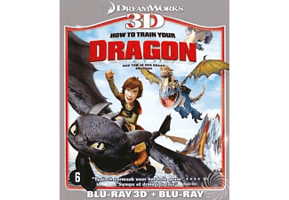 How To Train Your Dragon (3D) | Blu-ray