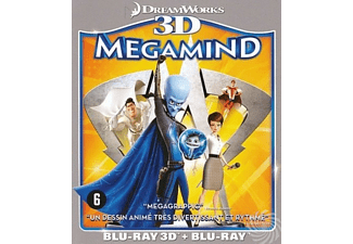 Megamind (3D) | Blu-ray