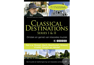 Classical Destinations 1 & 2 | DVD