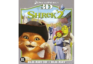 Shrek 2 (2D+3D) | Blu-ray
