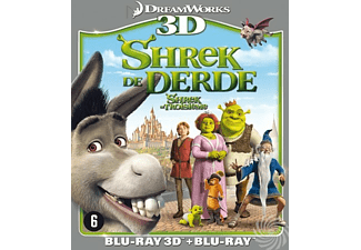 Shrek The Third (2D+3D) | Blu-ray