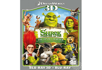 Shrek 4 (2D+3D) | Blu-ray