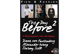 Day Before 2 - Diane Von Furstenberg/Alexander Wang/Jeremy Scott | DVD