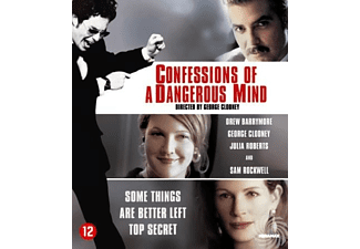 Confessions Of A Dangerous Mind | Blu-ray