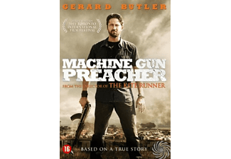 Machine Gun Preacher | DVD