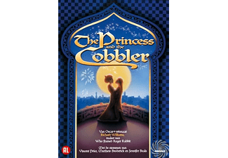 The Princess And The Cobbler | DVD