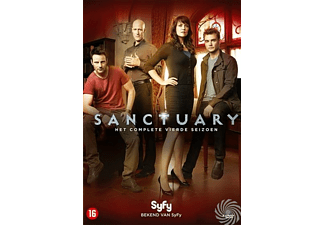 Sanctuary - Seizoen 4 | DVD