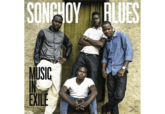 Songhoy Blues - Music In Exile - (LP + Bonus-CD)