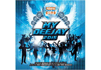 Various -  My Deejay 2015 [CD]