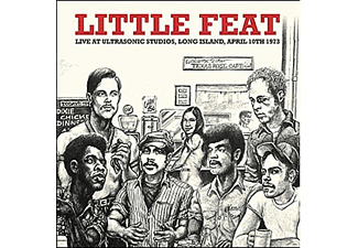 Little Feat - Live At Ultrasonic Studios, Long Island, April 197 - (Vinyl)