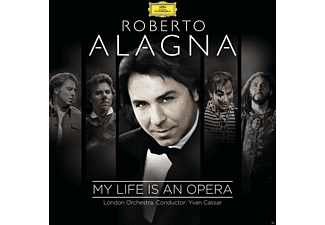 Alagna Roberto - My Life Is An Opera - (CD)