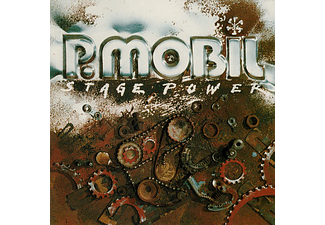P. Mobil - Stage Power (CD)