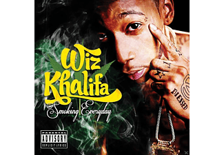 Wiz Khalifa - Smoking Everyday [CD]
