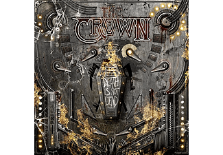 The Crown -  Death Is Not Dead (Vinyl) [LP + Μπόνους-CD]