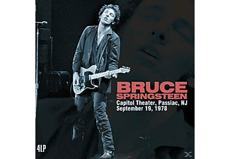 Bruce Springsteen - Capitol Theater, Passiac, Nj, Sept.19, 1978 [Vinyl]