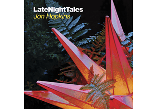 Jon Hopkins - Late Night Tales (2lp+Mp3/180g/Gatefold) [LP + Download]
