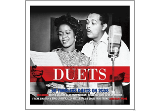 VARIOUS - Duets - (CD)