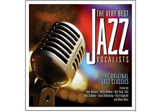 VARIOUS - Very Best Of Jazz Vocalist - (CD)