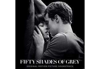 VARIOUS - Fifty Shades Of Grey - (CD)