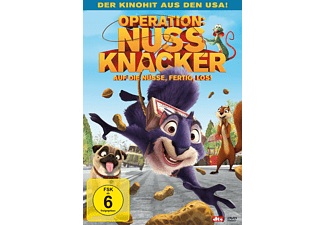 Operation Nussknacker [DVD]