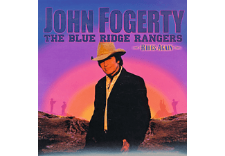 John Fogerty - The Blue Ridge Rangers-Rides Again - (Vinyl)