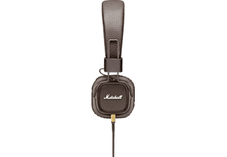 MARSHALL Major II, On-ear Kopfhörer, kabelgebunden, Braun