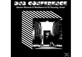 Winston Edwards, Blackbeard - Dub Conference At 10 Downing Street - (Vinyl)