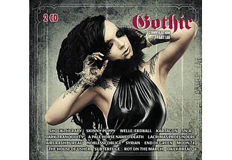 VARIOUS - Gothic Compilation 59 - (CD)