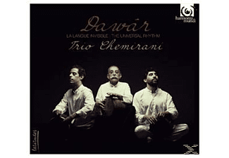 Trio Chemirani - Dawar - The Universal Rhythm [CD]