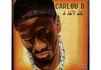 Carlou D - A New Day - (CD)