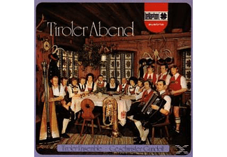 Tiroler Ens. - Tiroler Abend - (CD)