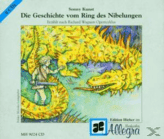 Sonny Kunst - Die Geschichte Vom Ring Des Nibelungen (CD) - broschei
