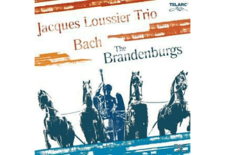 Jacques Trio Loussier - The Brandenburg Concertos - (CD)